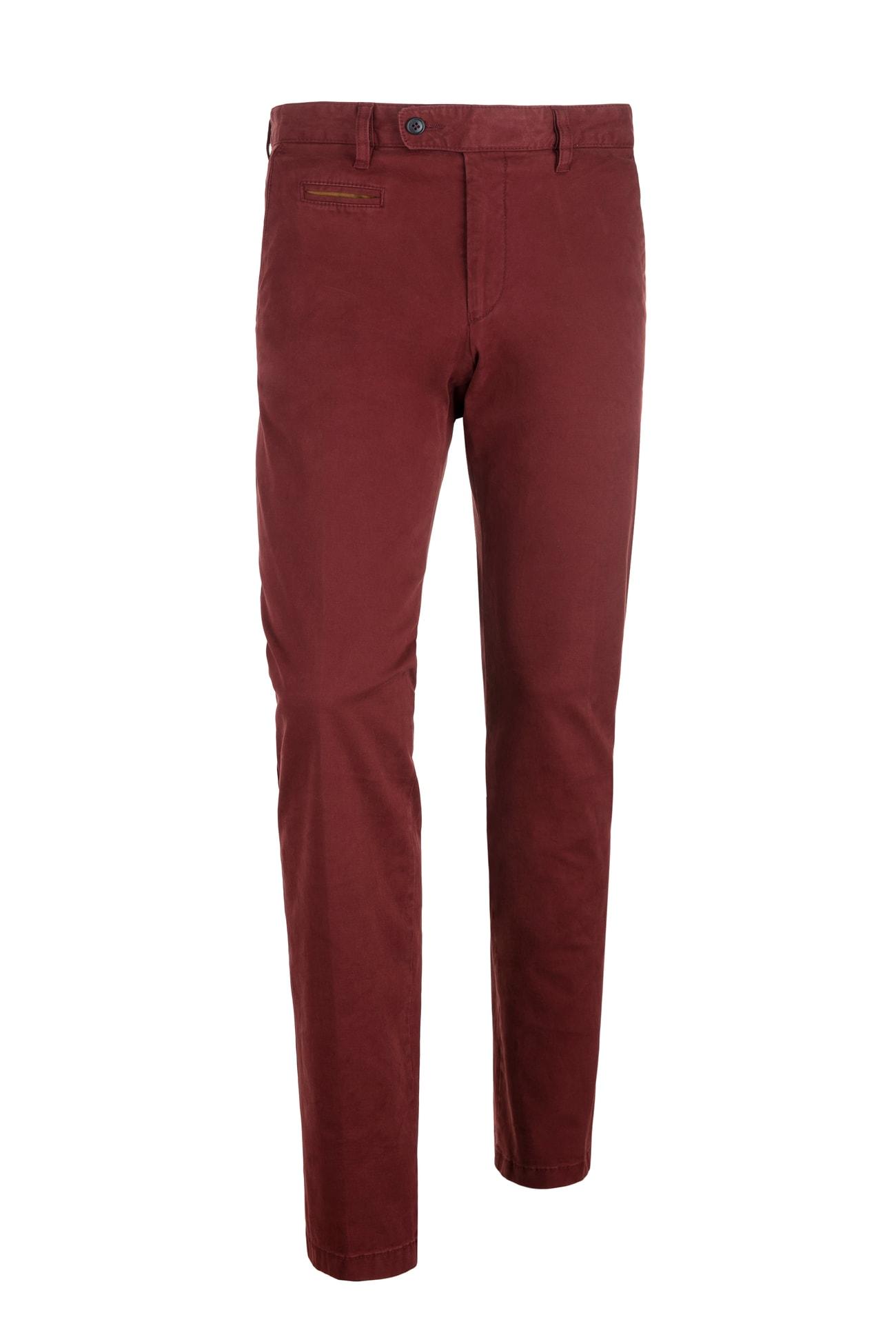 Spodnie Franco - Ceglane