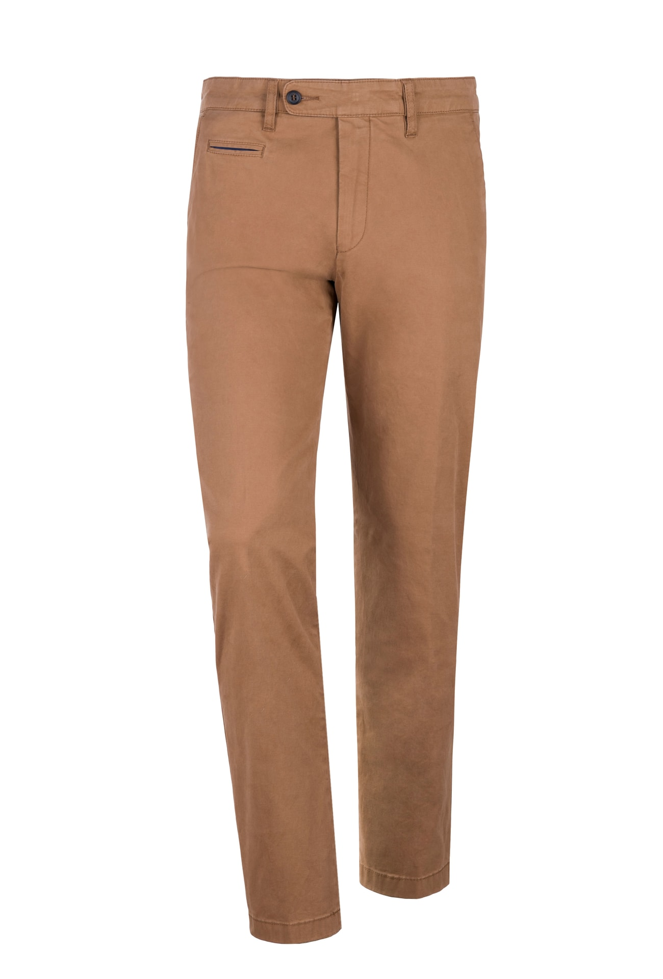 Chinosy Slim Franco - Camel
