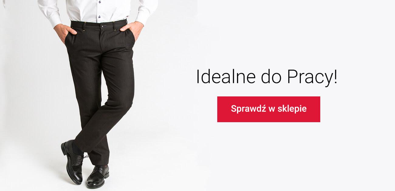 Eleganckie spodnie w sklepie Sempre